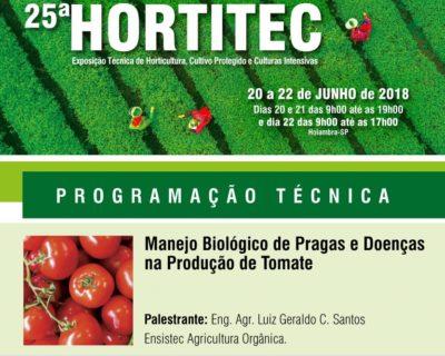 Manejo Biológico de Pragas e Doenças de Tomate de Mesa